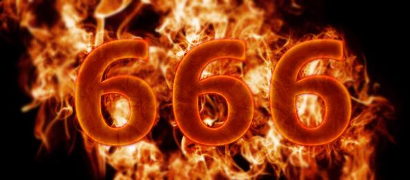666 – Die Zahl des Bösen