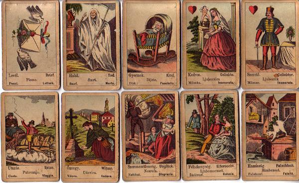 Zigeunerkarten