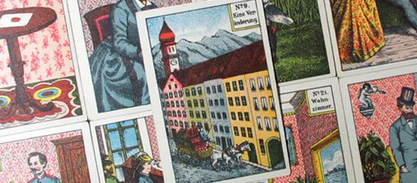 Kipperkarten – No. 9 Eine Veränderung: Deutung, Bedeutung, Kombinationen