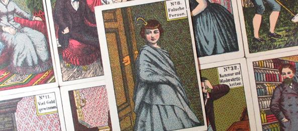 Kipperkarten – No. 8 Falsche Person: Deutung, Bedeutung, Kombinationen