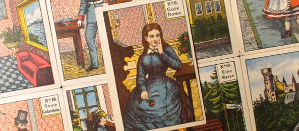 Kipperkarten – No. 6 Gute Dame: Deutung, Bedeutung, Kombinationen