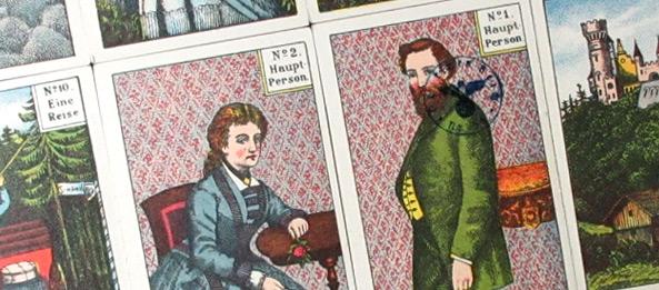 Kipperkarten – Hauptpersonen No. 1 u. No. 2: Deutung, Bedeutung, Kombinationen