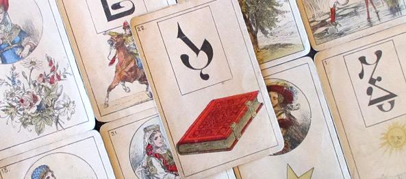 Lenormandkarte – Das Buch 26: Deutung, Bedeutung, Kombinationen
