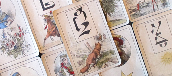 Lenormandkarte – Der Fuchs: 14 Deutung, Bedeutung, Kombinationen