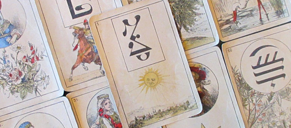 Lenormandkarte – Die Sonne 31: Deutung, Bedeutung, Kombinationen