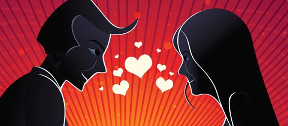 Die liebe und die macht der gedanken je mehr die liebe unsere gedanken