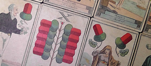 Eichel – Bedeutung u. Kombinationen beim Schafkopf Kartenlegen