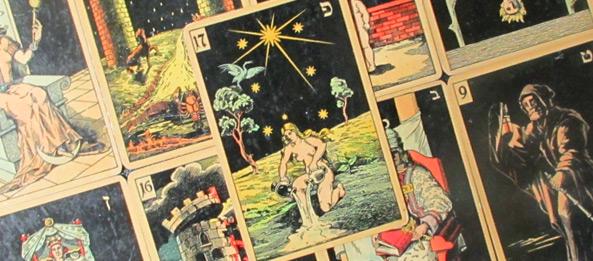 Tarot Tageskarte – Der Stern