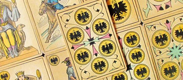 Tarot Tageskarte – 6 der Münzen
