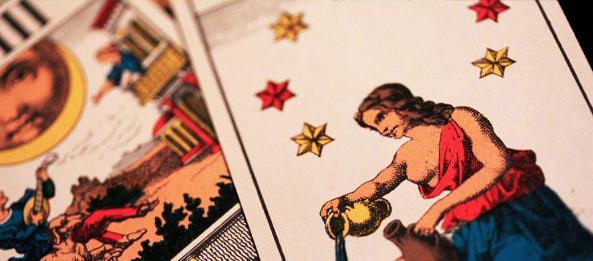 Tarotkarte – Der Stern