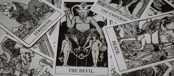 Tarotkarte – Der Teufel