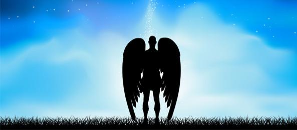 Was können Engel über unsere Zukunft verraten?