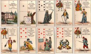 Wahrsagekarten Grimaud