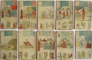 Große Lenormandkarten