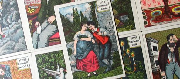 Kipperkarten – No. 3 Ehestandskarte: Deutung, Bedeutung, Kombinationen