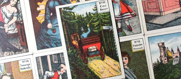 Kipperkarten – No. 10 Eine Reise: Deutung, Bedeutung, Kombinationen