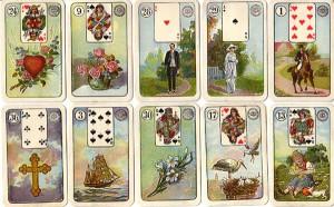 Lenormandkarten Altenburg