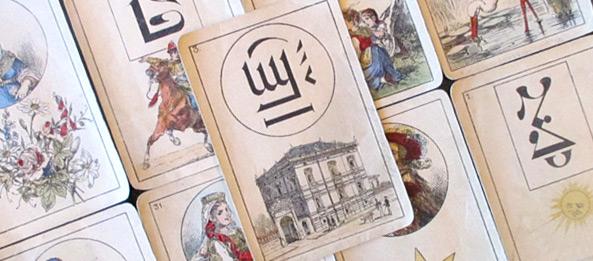 Lenormandkarte – Das Haus 4: Deutung, Bedeutung, Kombinationen