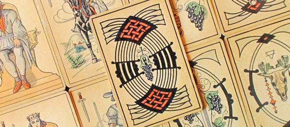 Tarot Tageskarte – 8 der Schwerter