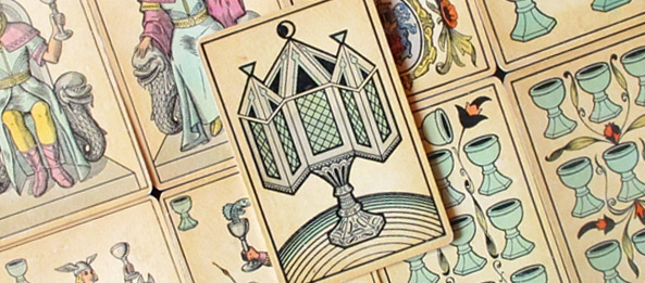 Tarot Tageskarte – As der Kelche