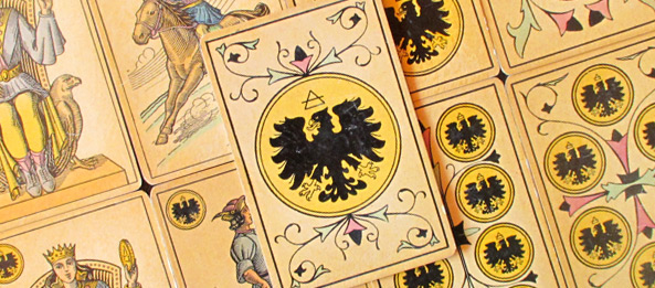 Tarot Tageskarte – As der Münzen