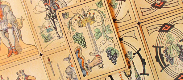 Tarot Tageskarte – As der Schwerter