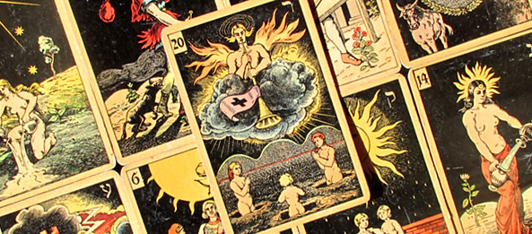 Tarot Tageskarte – Das Gericht