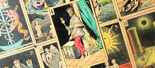 Tarot Tageskarte – Der Herrscher
