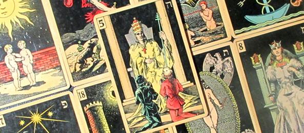 Tarot Tageskarte – Der Hierophant