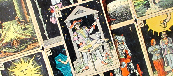 Tarot Tageskarte – Der Magier