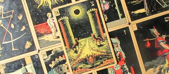 Tarot Tageskarte – Der Mond