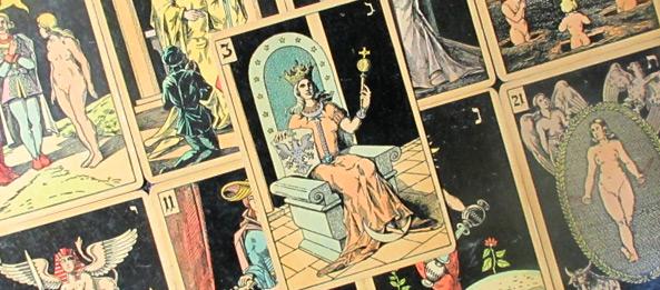 Tarot Tageskarte – Die Herrscherin