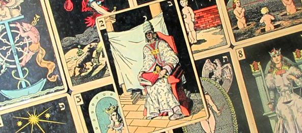 Tarot Tageskarte – Die Hohepriesterin