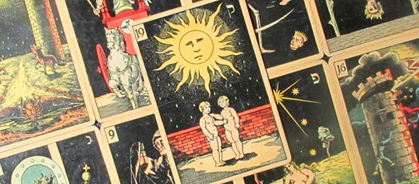 Tarot Tageskarte – Die Sonne