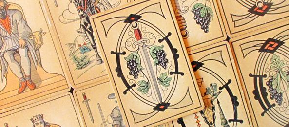 Tarot Tageskarte – 3 der Schwerter