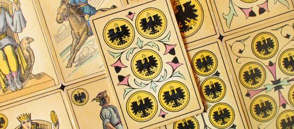 Tarot Tageskarte – 5 der Münzen