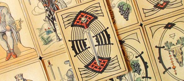 Tarot Tageskarte – 9 der Schwerter