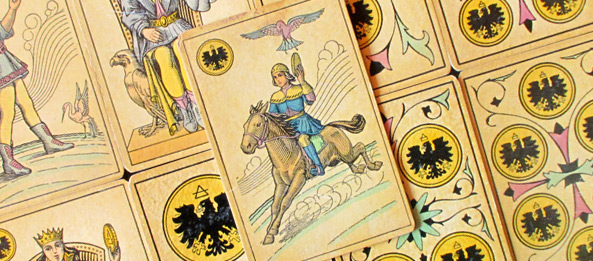 Tarot Tageskarte – Ritter der Münzen