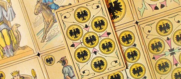Tarot Tageskarte – 7 der Münzen