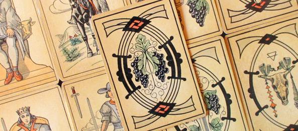 Tarot Tageskarte – 4 der Schwerter