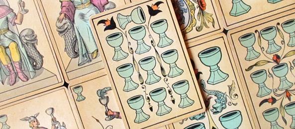 Tarot Tageskarte – 10 der Kelche