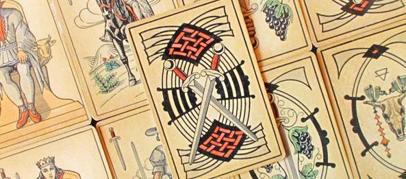 Tarot Tageskarte – 10 der Schwerter