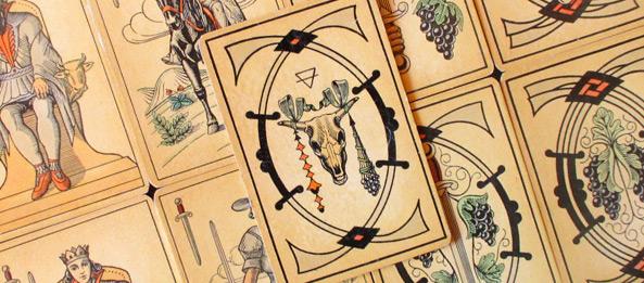 Tarot Tageskarte – 2 der Schwerter