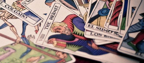 Tarotkarte – Der Eremit