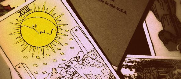 Tarotkarte – Der Mond