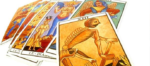 Tarotkarte – Der Tod