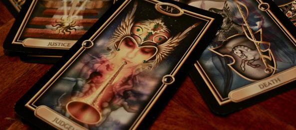 Tarotkarte – Die Mäßigkeit
