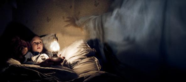 Traumdeutung – Geister und Gespenster