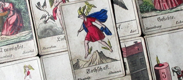 Zigeunerkarten – Botschaft: Deutung, Bedeutung, Kombinationen