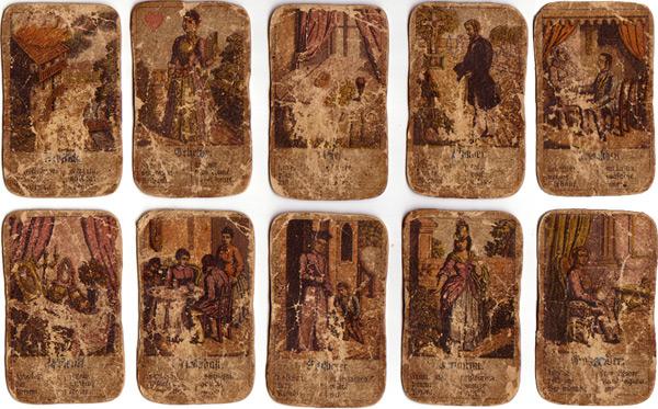 Zigeunerkarten alt